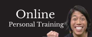 online personal training japanese オンラインパーソナルトレーニング